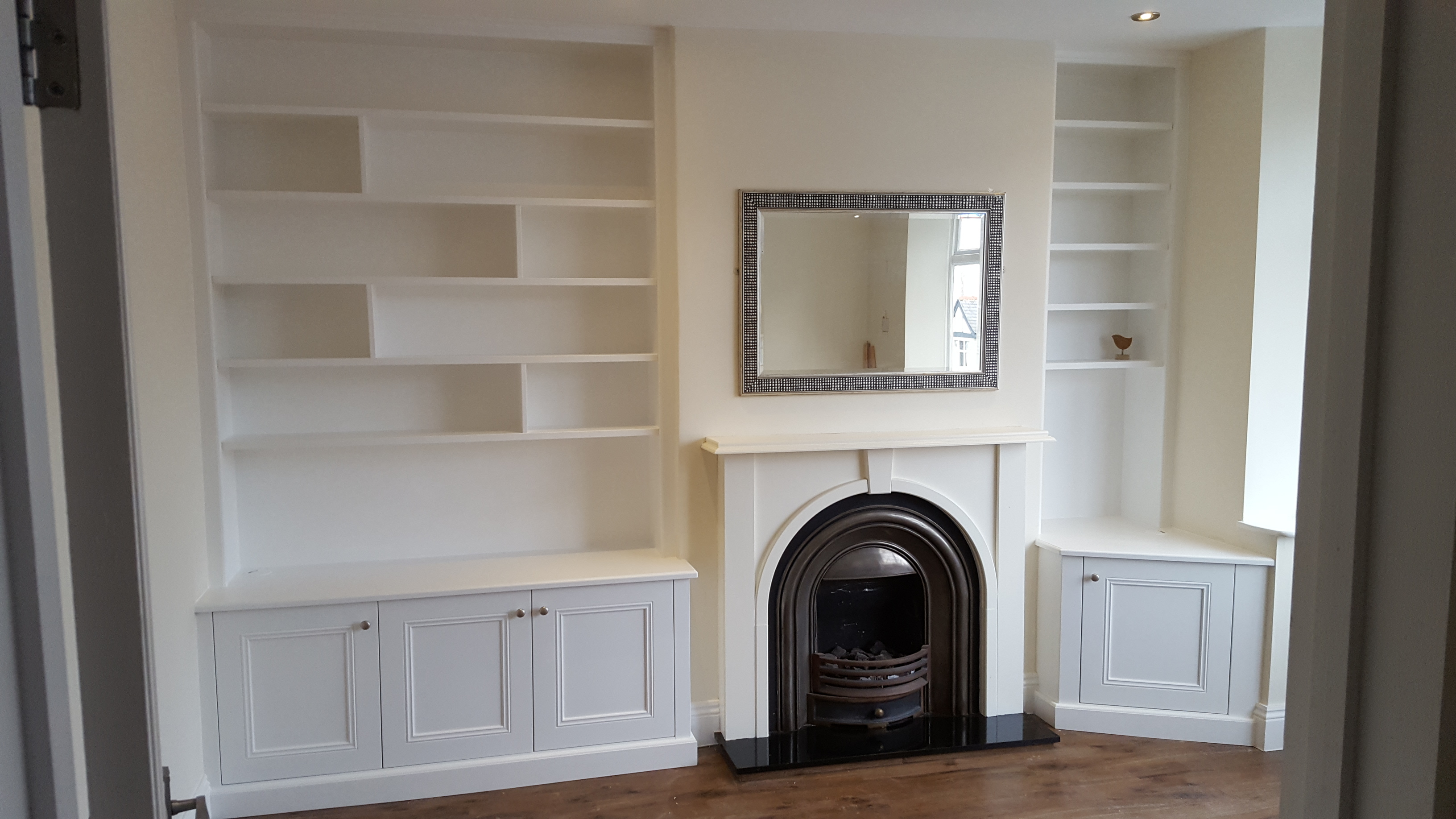 Fitted Alcove Units In South Yorkshire: Options U0026 Costs